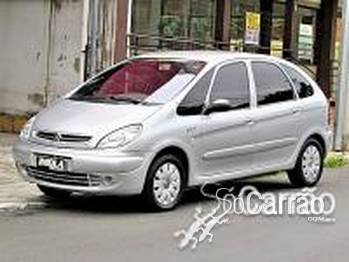 Citroen XSARA PICASSO EXCLUSIVE 2.0 16V