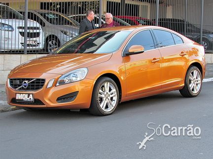 Volvo S60 - S60 2.0 TB AT