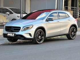 Mercedes GLA 200 - gla 200 VISION BLACK EDITION 1.6 TB FF