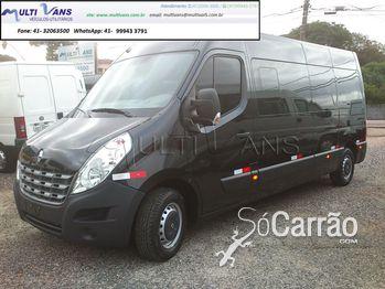 Renault master minibus executive L3H2(Luxo) 16LUG 2.3DCI 16V