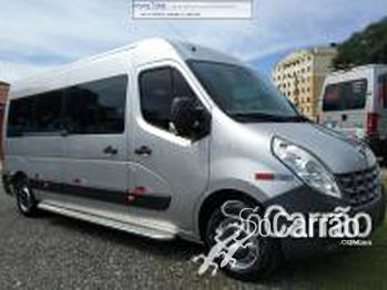 Renault MASTER PASSAGEIRO EXTRA LONGA