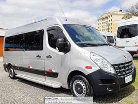 Renault MASTER MINIBUS EXECUTIVE - master minibus executive L3H2(Luxo) 16LUG 2.3DCI 16V