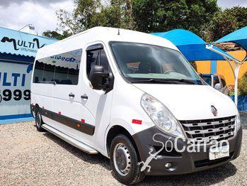 Renault master minibus escolar L2H2 20LUG 2.3DCI 16V