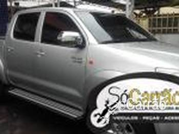 Toyota HILUX CABINE DUPLA SR