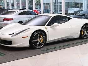 Ferrari 458 - 458 ITALIA 4.5 V8