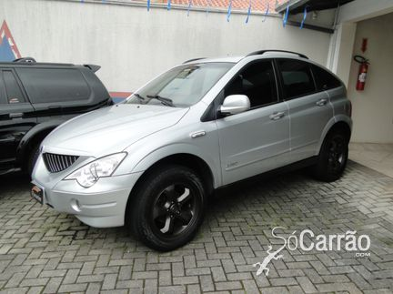 Ssangyong ACTYON - actyon GL 4X2 2.3 16V AT