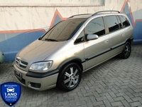 GM - Chevrolet ZAFIRA ELITE 2.0 8V 140CV AT FLEXPOWER