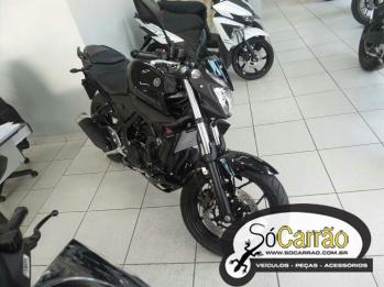 Yamaha MT-03 320 ABS