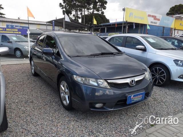 Honda CIVIC LXS 1.8 16V