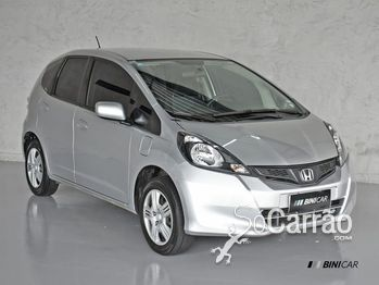 Honda fit CX 1.4 16V MT