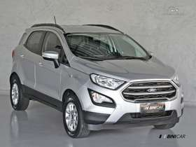 Ford NEW ECOSPORT - new ecosport SE 1.5 12V
