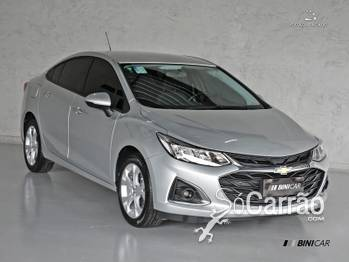 GM - Chevrolet cruze LT 1.4 TURBO AT
