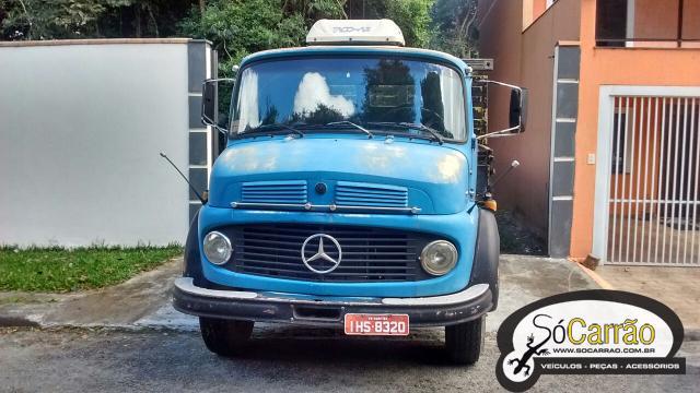 Mercedes MB 1113 CHASSI TRUCADO