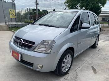 GM - Chevrolet MERIVA MAXX 1.4 8V ECONOFLEX