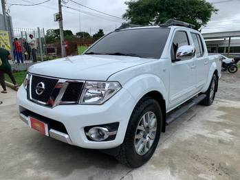 Nissan FRONTIER CD SL 4X4 2.5 16V TDI AT