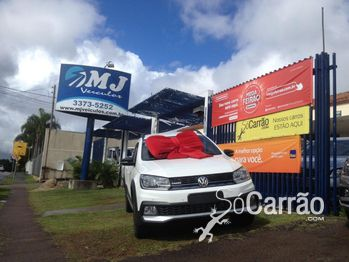 Volkswagen saveiro cd CROSS(Cross Completo) G6 1.6 16V MSi