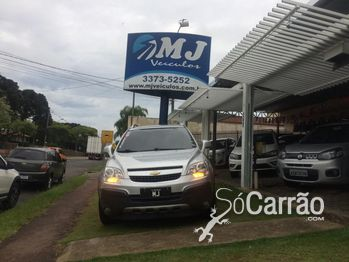 GM - Chevrolet captiva ECOTEC 4X2 2.4 16V AT6