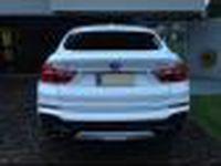 Super carrão BMW X4 3.0M SPORT 35I 4X4 24V TURBO