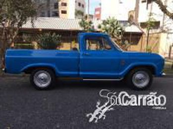 GM - Chevrolet C10 PICK-UP CS 4X2 2.5