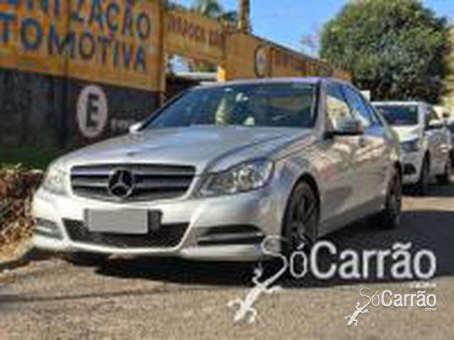 Mercedes C 180 CGI