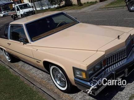 Cadillac DEVILLE - DEVILLE coupe