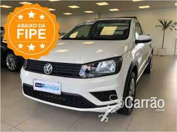 Volkswagen SAVEIRO TRENDLINE 1.6 MSI CS