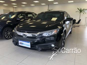 Honda CIVIC EXL 2.0 AUTOMATICO