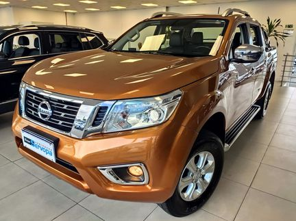 Nissan FRONTIER CD - frontier cd LE 4X4 2.5 16V TDI AT