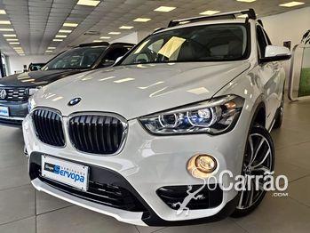 BMW x1 xDrive25i SPORT NAC 2.0 16V ACTIVEFLEX