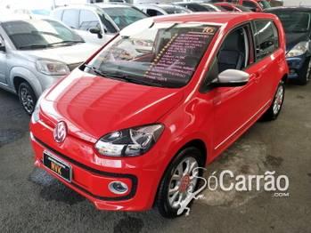 Volkswagen UP! BLACK WHITE RED 1.0