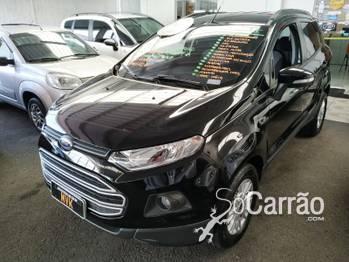 Ford ECOSPORT SE 1.6 AUTOMATICO