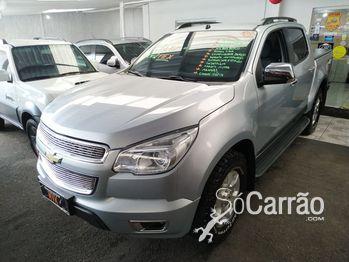GM - Chevrolet S10 CABINE DUPLA LTZ 2.4
