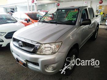 Toyota hilux cd STD 4X4 2.5 TB 16V MT
