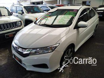 Honda city LX 1.5 16V AT