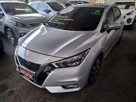 Nissan VERSA - versa EXCLUSIVE 1.6 16V CVT