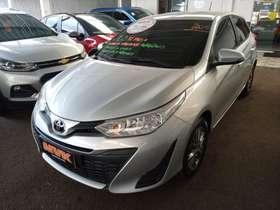 Toyota YARIS HATCH - yaris hatch XL PLUS CONNECT 1.5 16V CVT