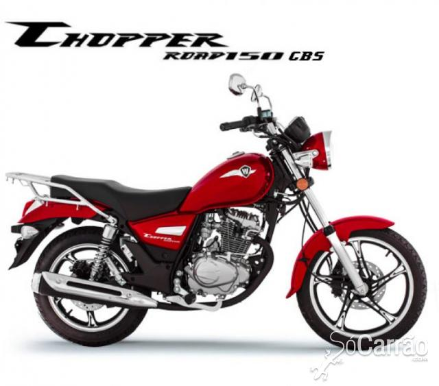 Haojue CHOPPER 150