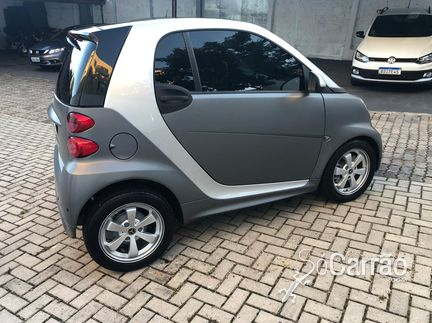 Smart SMART - smart FORTWO COUPE MHD 1.0 12V TB AT