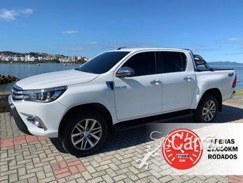 Toyota HILUX CABINE DUPLA 4X2