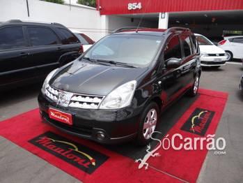 Nissan LIVINA SL 1.6