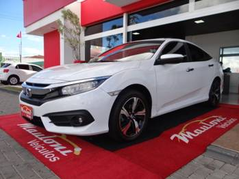 Honda CIVIC 1.5 16V TURBO TOURING 4P CVT