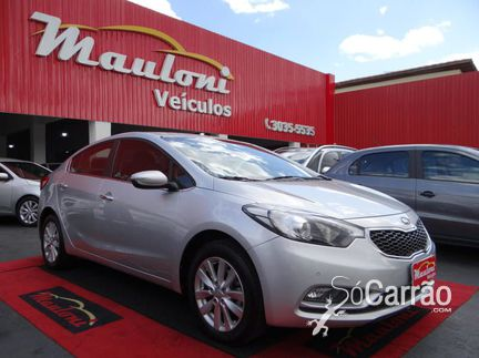 KIA CERATO - cerato SX 1.6 16V AT6