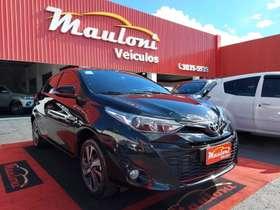 Toyota YARIS HATCH - yaris hatch S 1.5 16V CVT
