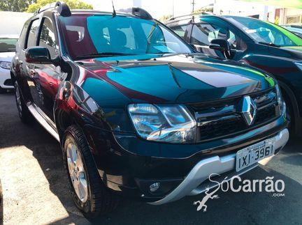 Renault DUSTER - duster DYNAMIQUE 1.6 16V HIFLEX