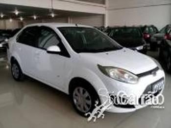 Ford FIESTA SEDAN 1.6 4P