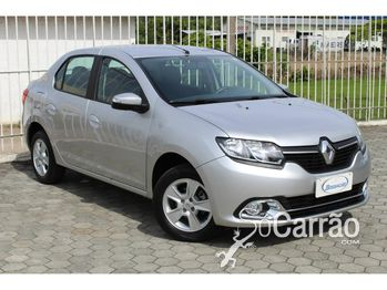 Renault LOGAN EXCLUSIVE EasyR Hi-FLEX 1.6 8V 4P