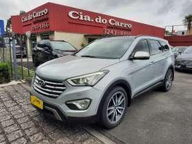 Hyundai SANTA FE - santa fe SANTA FE GLS 7LUG 4WD 3.3 V6 AT