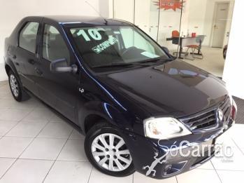 Renault LOGAN UP HI FLEX 1.0 16V