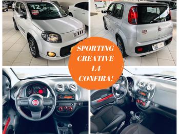 Fiat UNO uno SPORTING(Creative3) 1.4 8V EVO