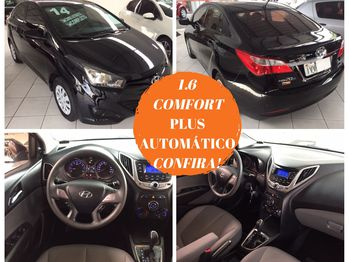 Hyundai HB20S hb20s COMFORT PLUS 1.6 16V AT